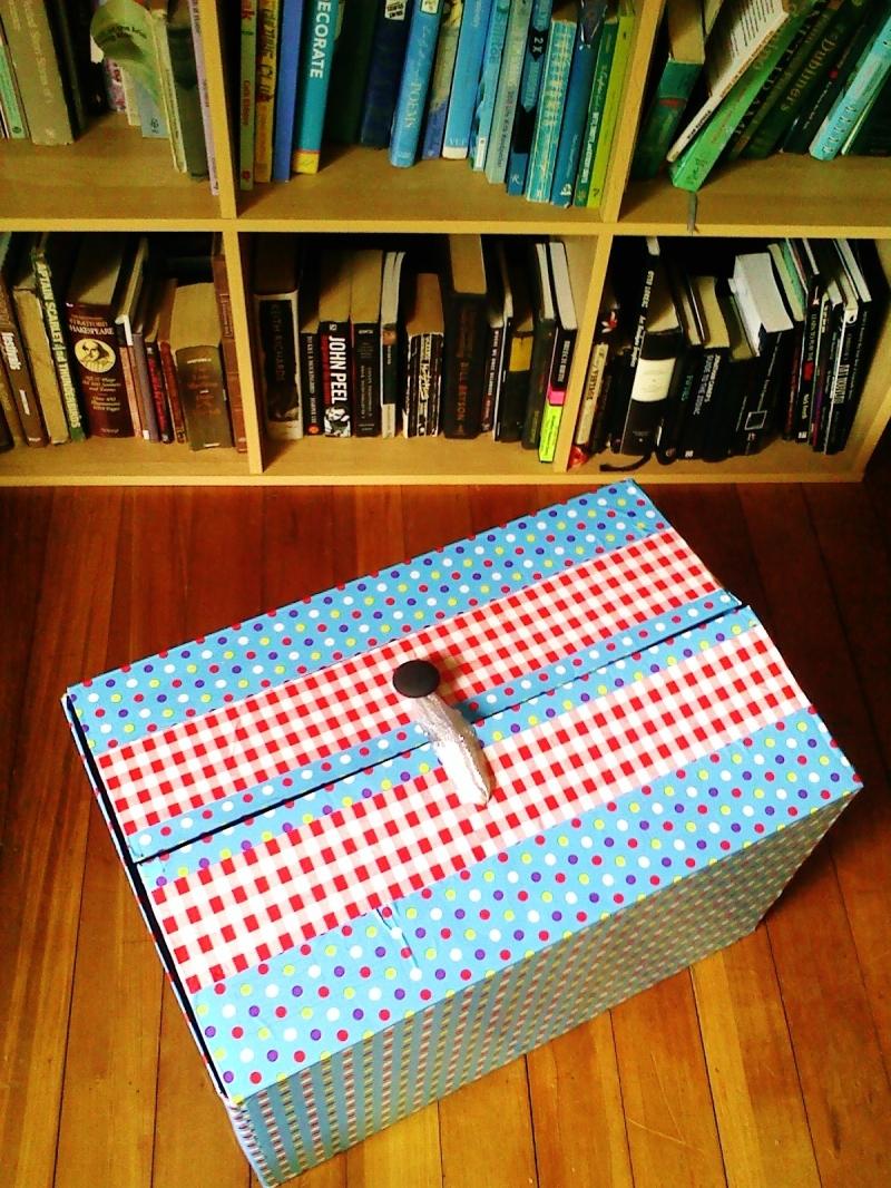 toy box plans lowe