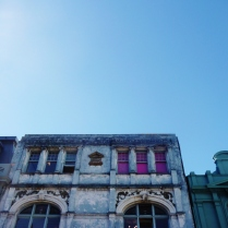 Cuba Street, Wellington.